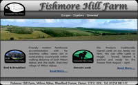 Fishmore Hill Farm Website