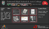 Fulwood High School Website