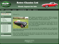 Retroclassics Website